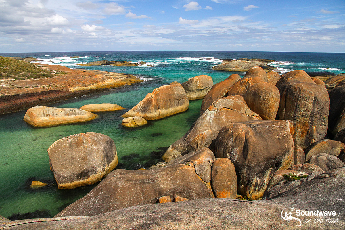 Elephant Rocks - William Bay National Park - Denmark