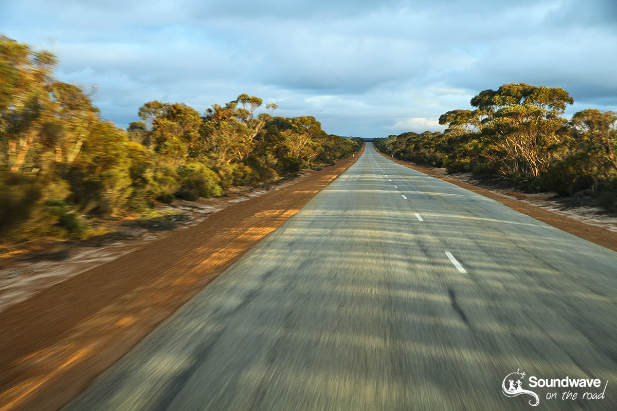 Highway in Australia