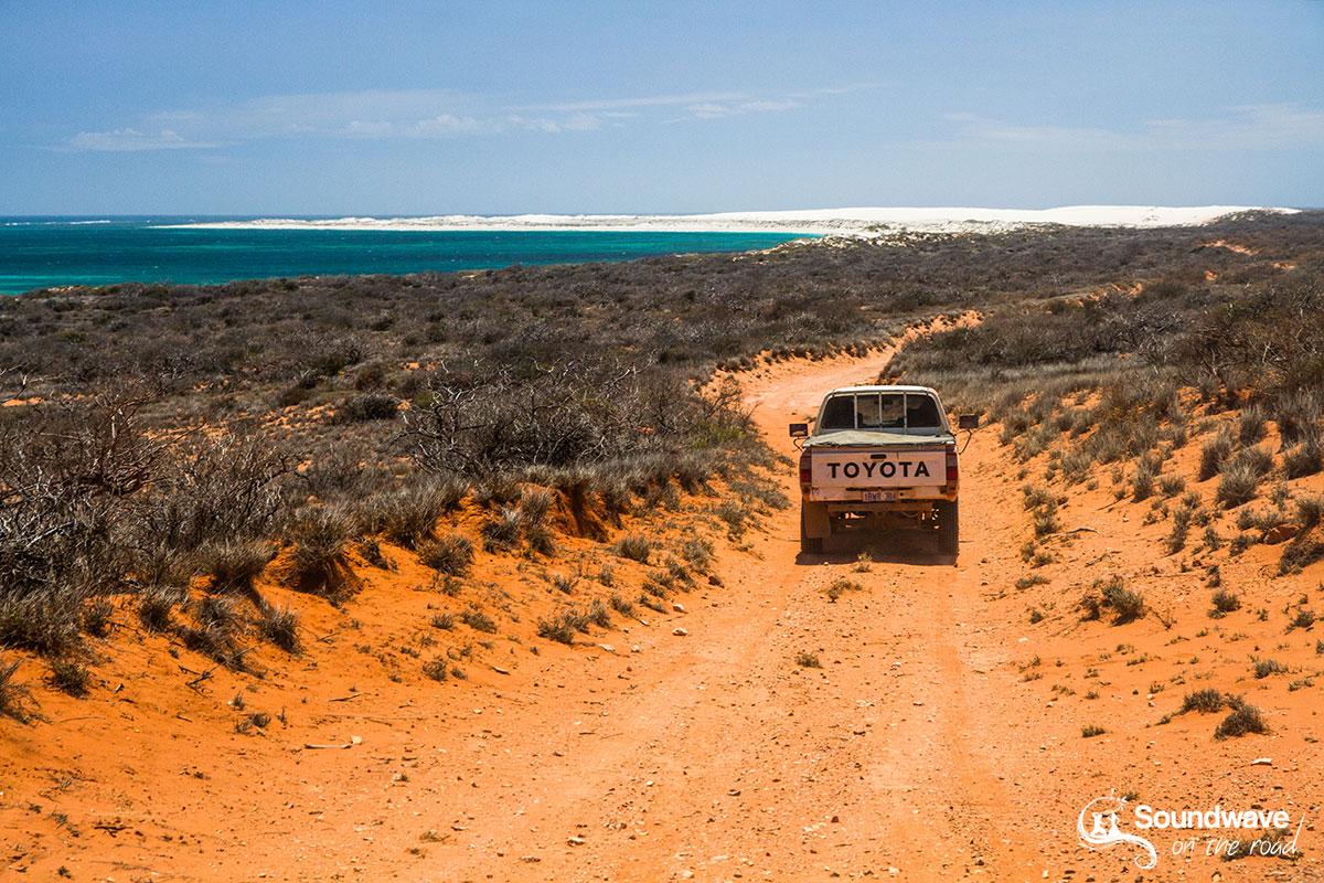 Road trip sur la Ningaloo Coast - Gnaraloo