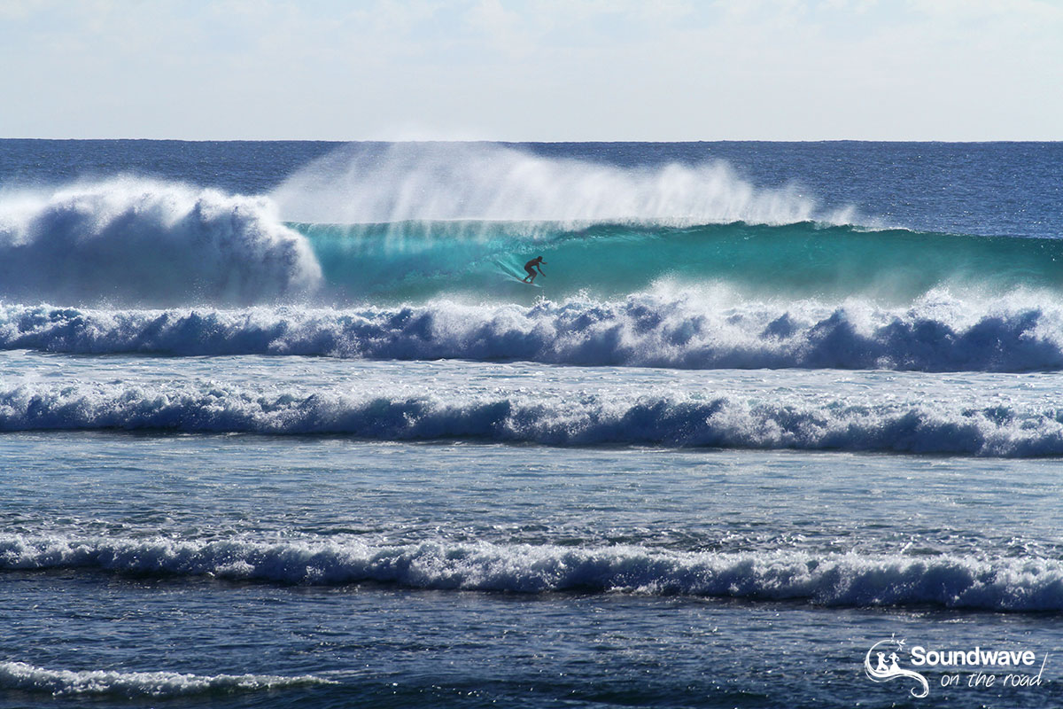 Surf at Gnaraloo