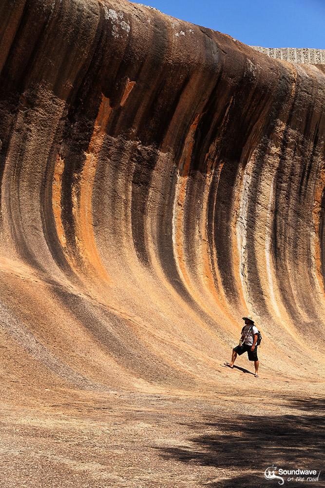 Wave Rock - Western Australia