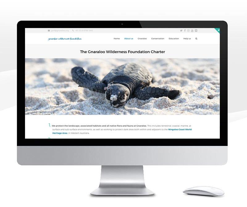 Identité visuelle, site internet et photographies pour une association de protection de l'environnement / Brand identity, web design, photography & videography for a not-for-profit charity