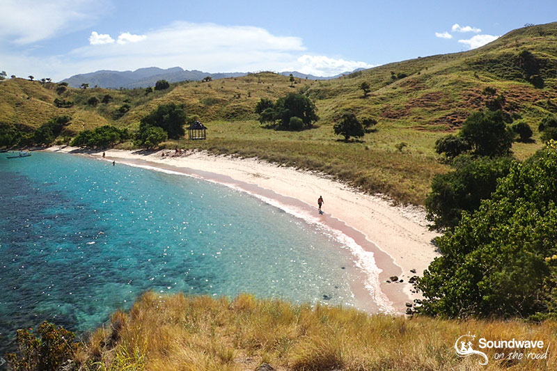 Pink Beach - Parc National de Komodo