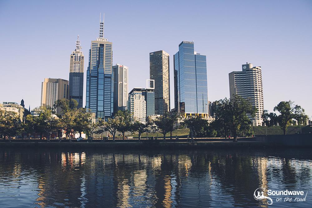 City of Melbourne - Yarra River