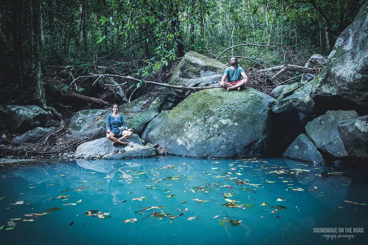 Blue Lagoon, Guadeloupe