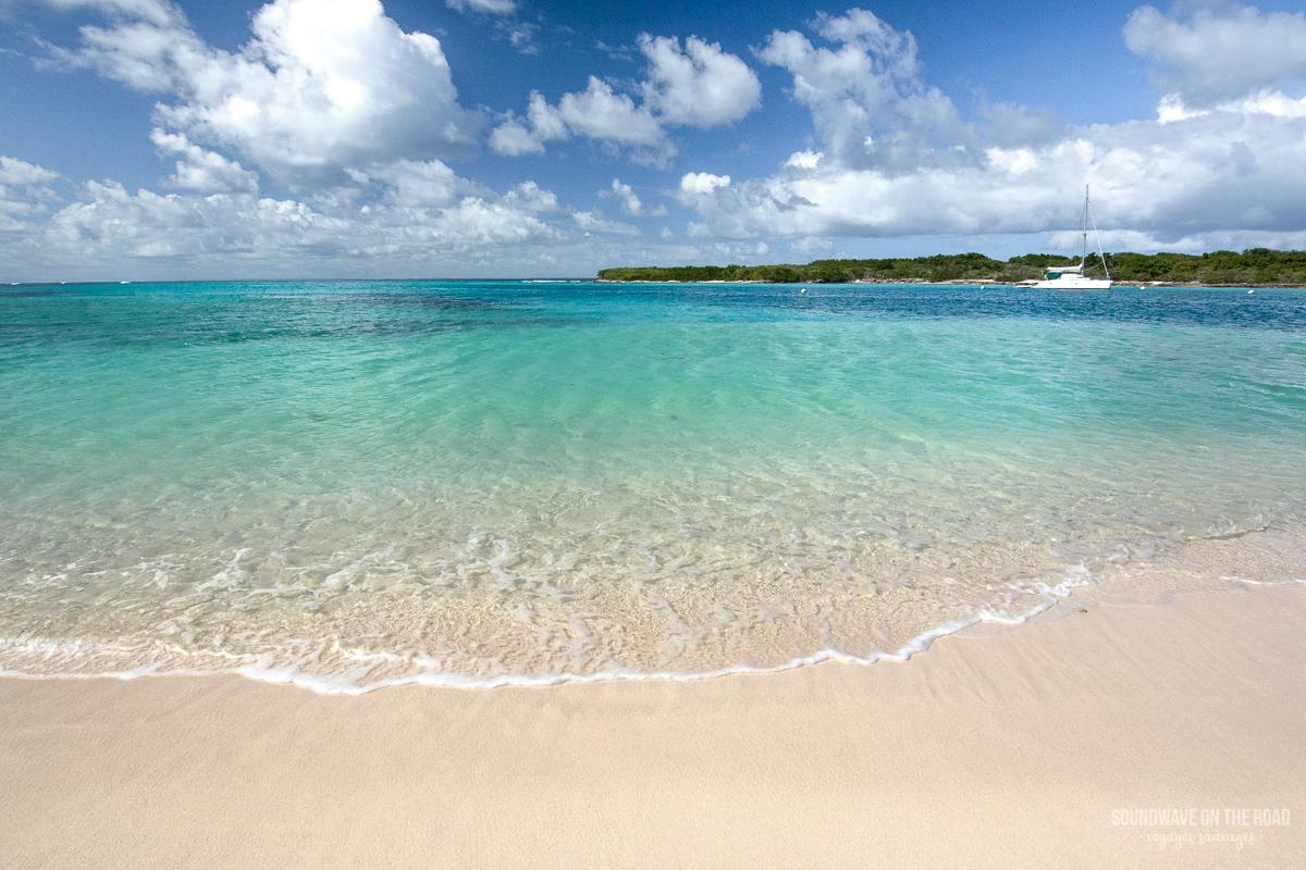 Le paradis marin de Petite Terre, Guadeloupe