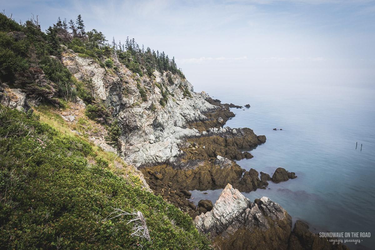 Île Grand Manan au Nouveau Brunswick