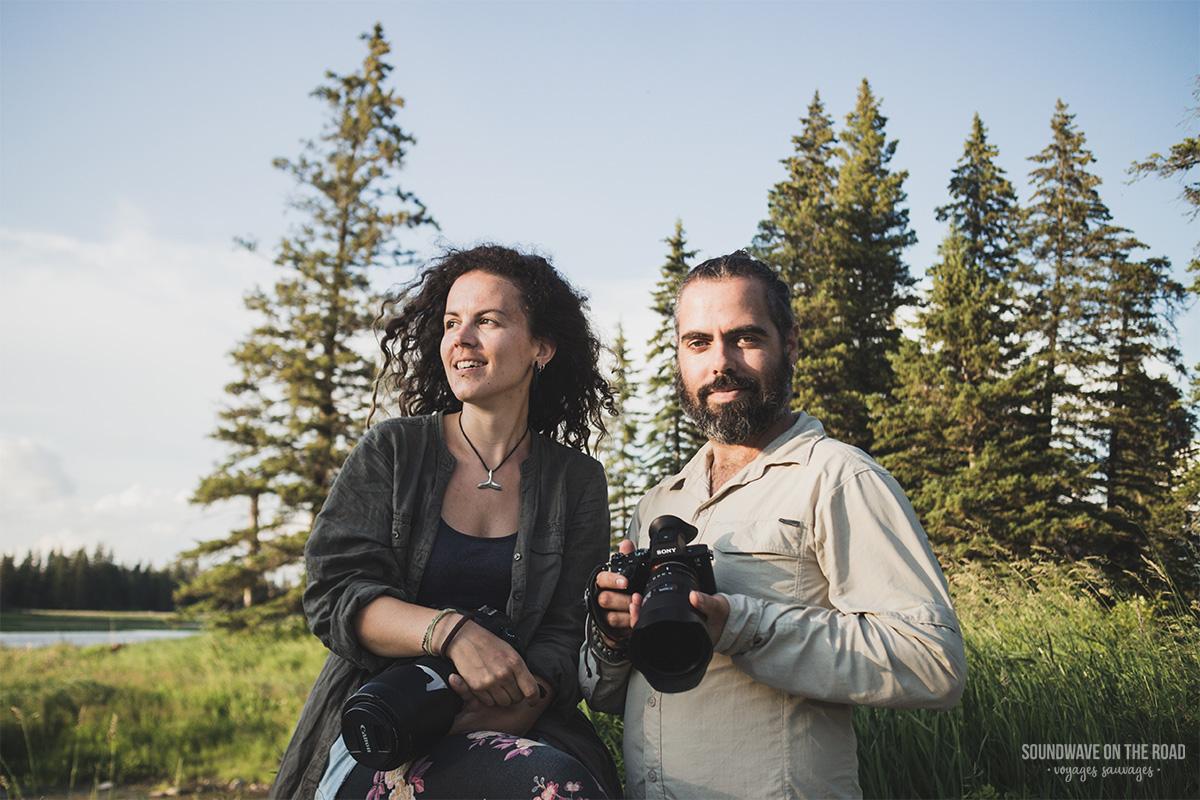 Soundwave on the road - Claire & Jérémie