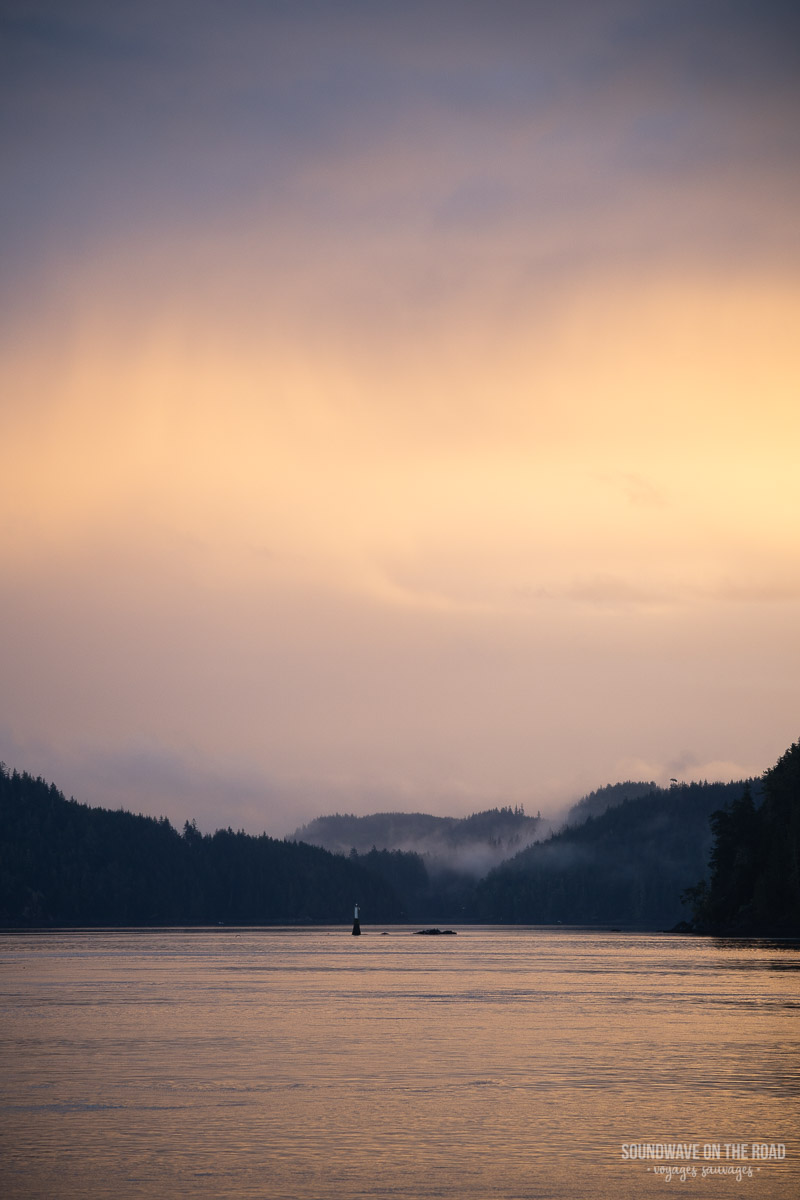 Soft outdoor tones in British Columbia
