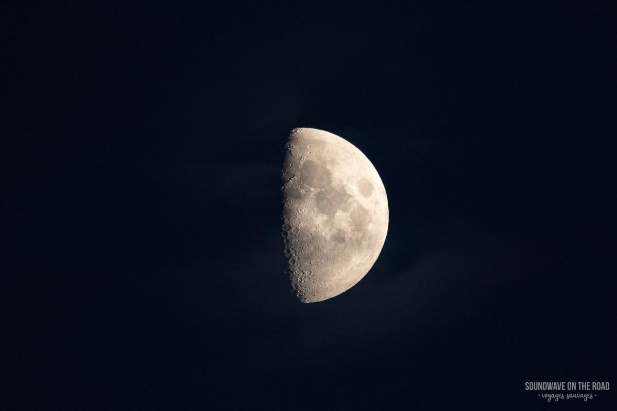 Cratères De Lune