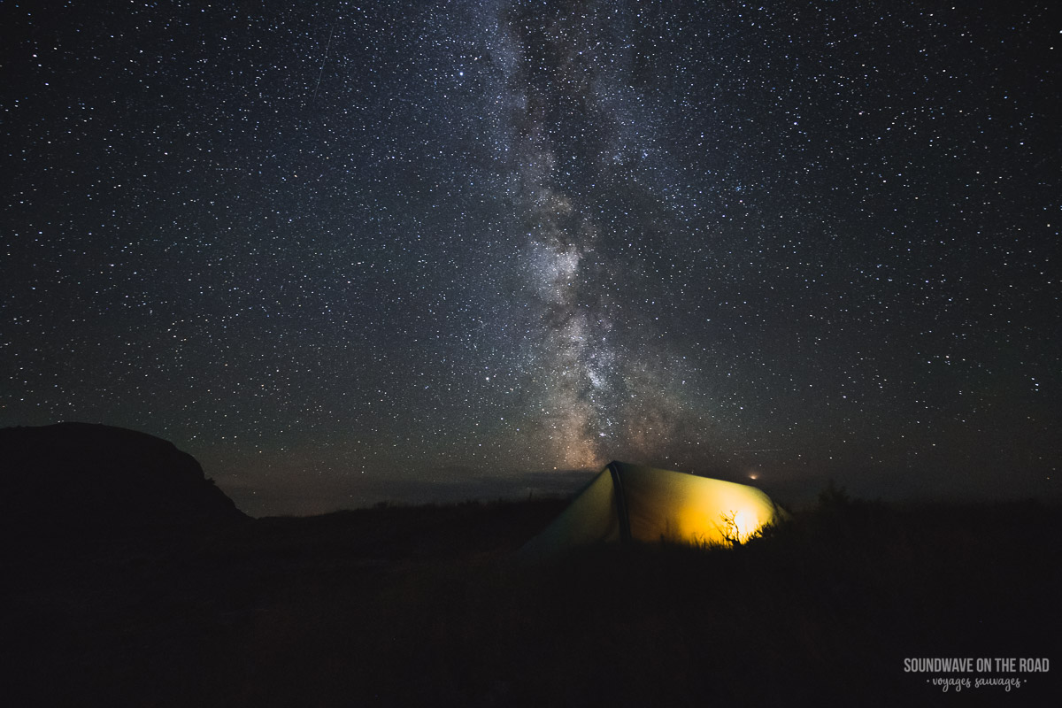Où observer les étoiles au Canada ?