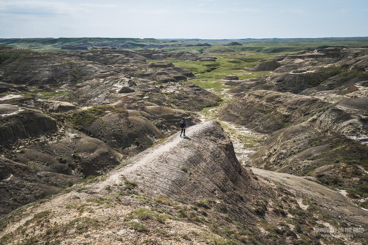 Valley of the 1000 Devils, Grasslands National Park
