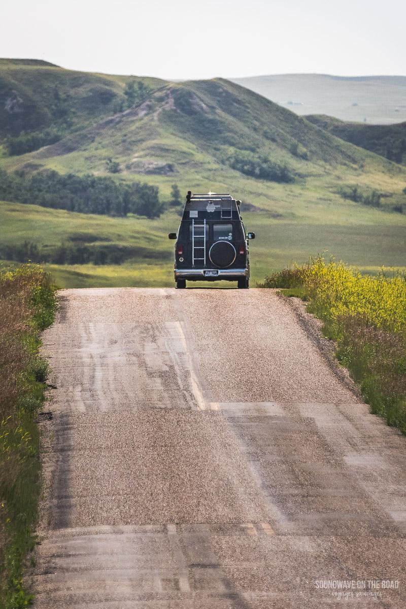 Roadtrip au Saskatchewan, Canada
