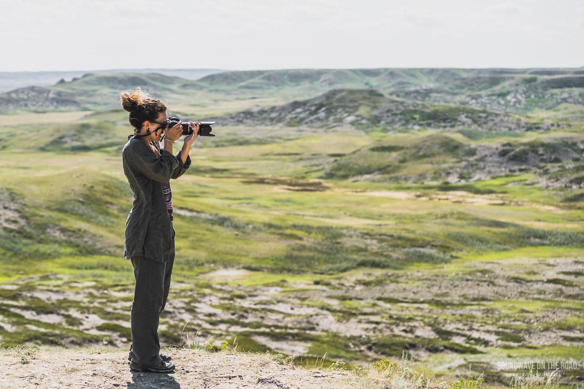 Photographier les Grasslands